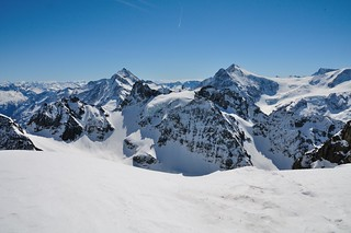 On top of Titlis