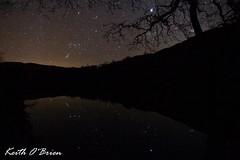 IMG_0303A (Cilmeri) Tags: trees water wales night reflections stars landscapes lakes nightshots nightsky snowdonia gwynedd eryri dolgellau llanfachreth llyncynwch