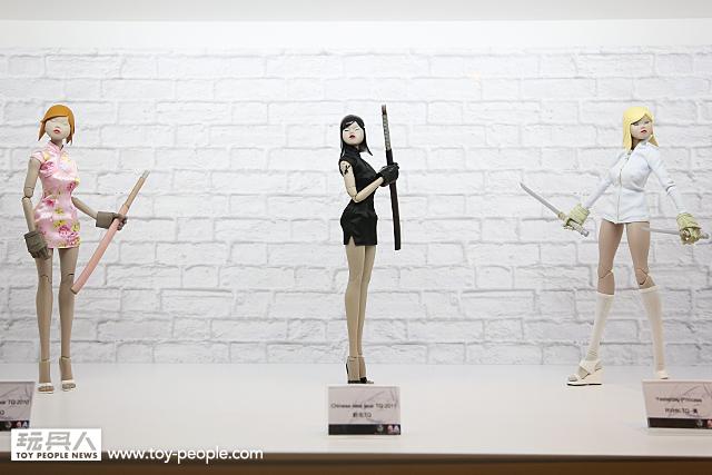 玩具探險隊 in threeA 展台北站 VIP之夜!