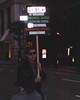 2004-02-10 1235 Frank Chu at Night (Dennis Brumm) Tags: sanfrancisco 2004 frank frankchu chu protesting 12galaxies protestor