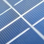 Detail Solarzelle