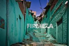 Firmeza. Proyecto Luz Nas Vielas. Crossroads Sao Paulo. Boamistura (Fuente. Boamistura).