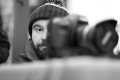 Richard (iampaulrus) Tags: portrait blackandwhite bw digital mono bokeh urma canon450d 50mm14lens paulfargherphotography paulfargher
