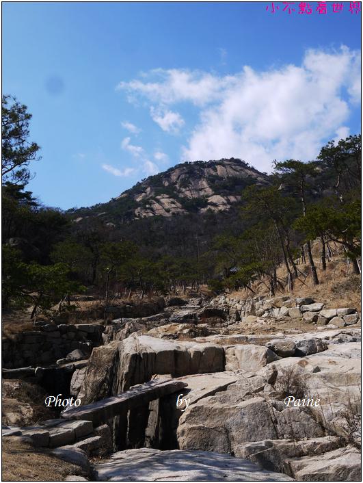 수성동계곡水聲洞溪谷