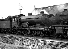 Railways - D16 62613 on March Shed (Biffo1944) Tags: march shed railway 440 d16 lner 31b march 62613 shed