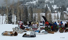 some of the boxes (stevencook) Tags: ski skiing grand 420 skiresort wyoming grandtarghee 2013 stevencook scook stevencookrealtycom