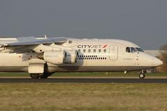 BAE Systems Avro 146-RJ85 (Boushh_TFA) Tags: netherlands airport nikon nederland systems 300mm nikkor bae schiphol ams f28 avro 146 eham rj85 d600 cityjet polderbaan vrii eirjn