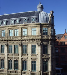 Liverpool Architecture (Tony Worrall Foto) Tags: roof urban architecture corner liverpool buildings office store tour place northwest top north visit tourist destination tall visitors built olden merseyside scouse liverpoolarchitecture 2013tonyworrall