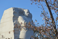 The Dr. Martin Luther King, Jr. National Memorial in Washington, D.C. USA (RYANISLAND) Tags: usa history america nps dr landmark jr american change civilrights equality blackhistory martinlutherking americanhistory blackhistorymonth drmartinlutherkingjr nationalmemorial yeswecan