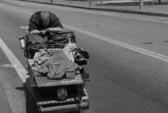 20130427_1358 (Fangs4u) Tags: sanfrancisco california city people blackandwhite bw homeless streetphotography shoppingcart