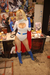 C2E2-2013L 074 (Henchman 21) Tags: costume dccomics powergirl c2e2 2013 c2e22013l
