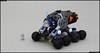 COMPRESSED PUZZLEIUM TRANSPORT (Pierre E Fieschi) Tags: art truck lego pierre transport micro concept microspace fieschi microscale microspacetopia puzzleium
