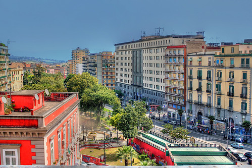 Piazza Cavour HDR