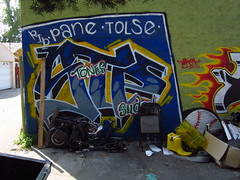 Tones STP (236ism) Tags: graffiti los angeles tones stp
