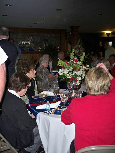 <p>Guests for Christ Church's fund raising events come from all over the city, to enjoy the wonderful evening.</p>