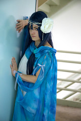(SplitImageCosplay) Tags: eve 6 no awa no6 shion animeweekendatlanta nezumi 2013 inukashi