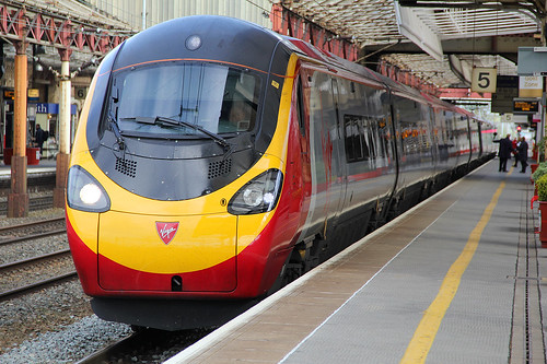 390011  Virgin Trains Pendolino