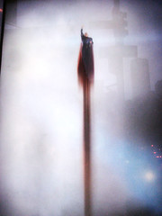 Superman 0389 (Brechtbug) Tags: street new york city nyc blue red man work dark comics painting movie poster square book dc paint theater comic near steel character alien bat working broadway s superman billboard advertisement adventure hero superhero billboards knight worker shield times insignia krypton 46th 2013