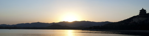 Kunming Lake Sunset