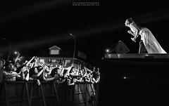AMARANTHE (Nat Mora Domingo -Enmede-) Tags: amaranthe elizeryd granitorock festival spain madrid villalba summer2016 natenemede photography show concert music metal party bw blancoynegro portrait crowd life canon