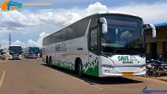 Parveen Scania TAT Scania KPN Scania 3 Day Service Scania from Madurai (Dhiwakhar) Tags: scania parveen kpn tat bangaloreriders