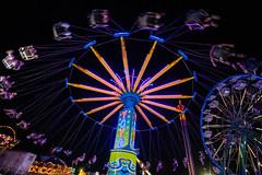 Nighttime at the Fair