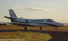 Cessna Citation II (Itallo Rodrigues - Plane and Artistic Photography) Tags: aviation airplane aircraft airport sbju jdo spotting spotter spotterday cear juazeiro