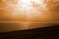 Ocaso en el Cabo de Gata ( calvin1961) Tags: atardecer sunset beach playa sky cielo cabodegata almera andaluca andalusia espaa spain