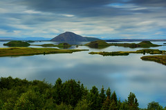 Lac de Mivatn (-Lucie-) Tags: nikond7100 sigma1750 islande paysage nature