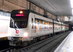 MetroValencia 3916 en Benimaclet (Pantoteatre) Tags: metrovalencia fgv alstom 3900 benimaclet