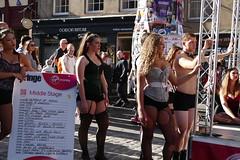 Edinburgh Fringe Festiva 2016 - Cast Of Cabaret (3) (Royan@Flickr) Tags: edinburgh fringe festival 2016 royal mile high street musical cast cabaret