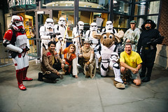 Garrison Titan and The Moose. (poopoorama) Tags: dannyngan dannynganphotography garrisontitan mariners nikoncorporation nikond600 safecofield seattle starwars starwarsnight starwarsweekend washington unitedstates