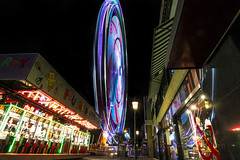 Long exposure 10s @ Hoofdstraat kermis 2016 (K.L. Lee) Tags: kermis fair veghel longexposure long exposure lange sluitertijd
