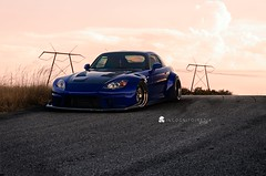 Custom Aggressive looking S2k (Incognito Media) Tags: honda s2k s2000 jdm import japan workwheels workwheelsjapan workmeister spoon sorcery widebody incognitomedia stancenation