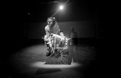 (Alexandru Paraschiv) Tags: lomo lca caffenol aglaja teatru veteranyi alina petric 35mm