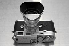 Leica M6J, Voigtlander Old Nokton 50mm F/1.5 (Prominent to LTM conversion) (duncanwong) Tags: leica m6j m mount bayonet ltm conversion mod modification adapter voigtlander nokton prominent 50mm 15 f15 summarit focus helicord