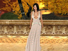 A Formal Night (Flawless Developments) Tags: flawless developments second life blog blogger quiggles photo photographer moon maitreya danika ghostyss swank event formal dress evening gown
