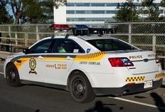 Quebec Police (So Cal Metro) Tags: ford taurus interceptor police policecar cops copcar montreal quebec