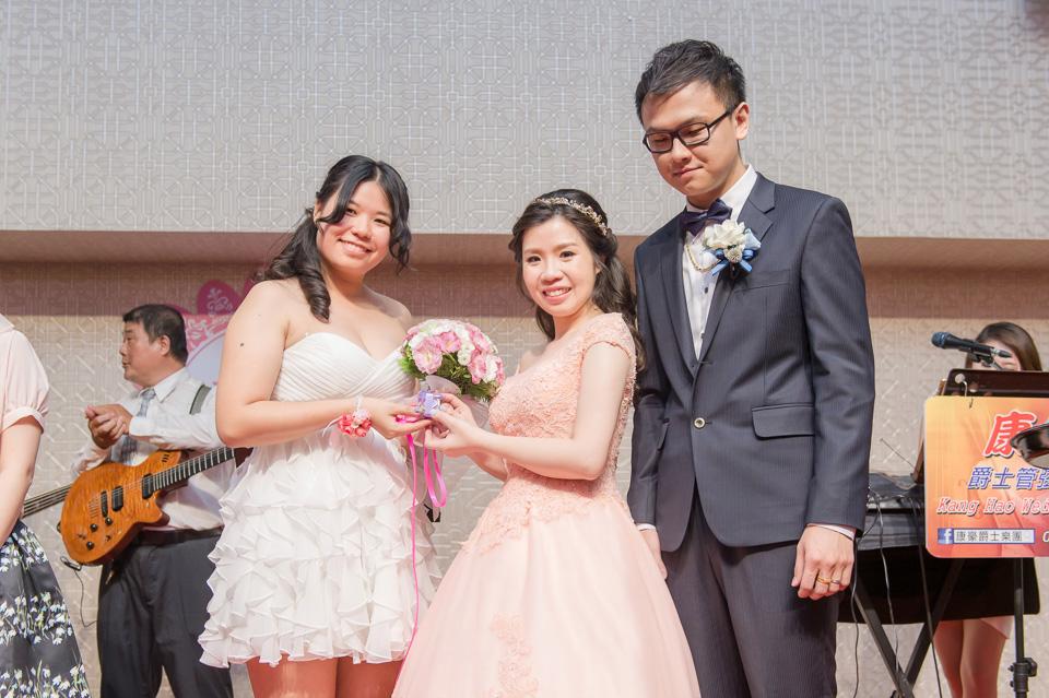 台南婚攝 情定婚宴城堡永康館 婚禮紀錄 C & V 160