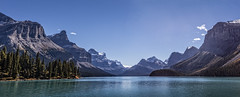 Maligne Lake Jasper National Park (Peter Stahl Photography) Tags: malignelake fall jaspernationalpark lake mountains glacier sky outdoor mountain landscape