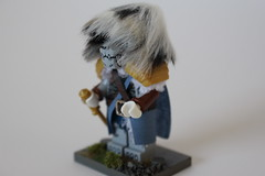 Ajani_Goldmane_1 (TH3_J03Y_G) Tags: lego custom minifigure magic the gathering card game fantasy leonin ajani goldmane jazal moc cape madness bricklink brickforge brickwarriors naya white mana