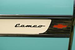 1958 Chevy Cameo (Yakin669) Tags: npd nationalpartsdepot gm generalmotors gmc chevy chevrolet buick cadillac pontiac oldsmobile ocala florida usa 1958 cameo