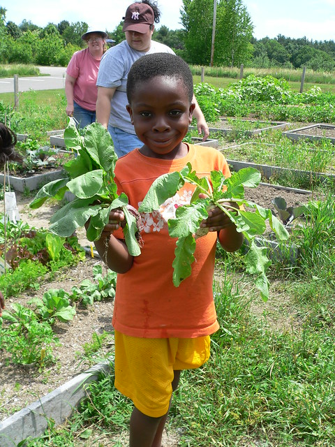 Youth Gardening Program