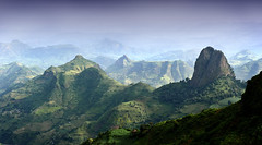 Simien Mountains (Louis Dawson Photography) Tags: mountains ethiopia simien