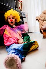 IT (donatopirolo) Tags: baby model very clown piano it expressive