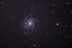M101 Pinwheel Galaxy (jmbillings) Tags: galaxy pinwheel m101 Astrometrydotnet:status=solved Astrometrydotnet:version=14400 Astrometrydotnet:id=alpha20130401382943