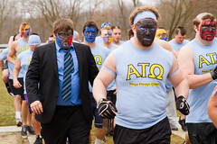 Albion College: Greek Week 2013 (albion-college) Tags: students greek spring michigan fraternity greekweek albioncollege tugofwar albion sorority fraternities sororities greeklife 2013