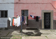 Zondag wasdag (Maurits van den Toorn) Tags: was clothes laundry casablanca clothesline washing wsche lavage waslijn wasdag