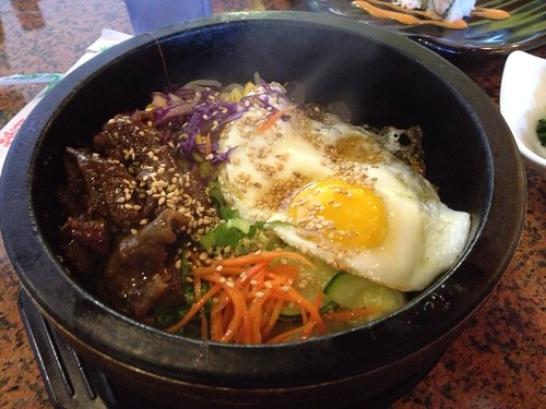 250/365 ~ Bibimbab #food #korean #roseville