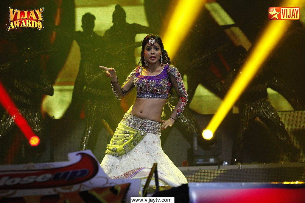 Vijay awards kids dance